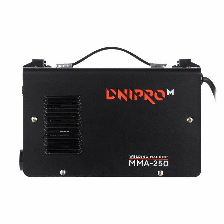 Сварочный аппарат IGBT Dnipro-M ММА-250 + Кейс для сварочных аппаратов фото №8