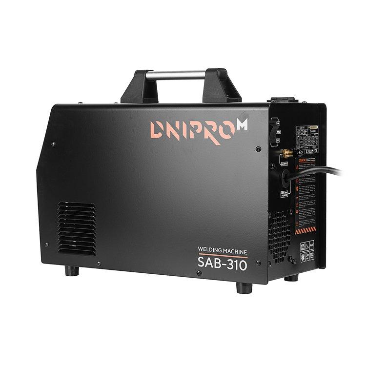 Полуавтомат инверторный IGBT Dnipro-M SAB-310 + Магнитная подставка для горелки TW-720 фото №3
