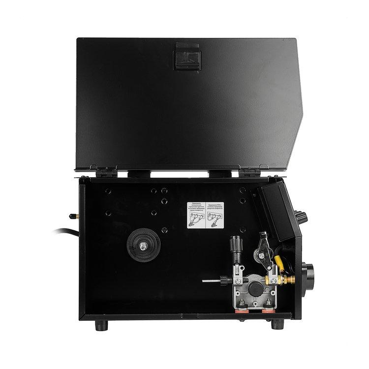 Полуавтомат инверторный IGBT Dnipro-M SAB-310 + Магнитная подставка для горелки TW-720 фото №5