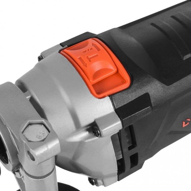 Дрель ударная Dnipro-M HD-120 + Нож сегментный + Перчатки фото №7