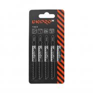 Пильное полотно для лобзика Dnipro-M Т144 D