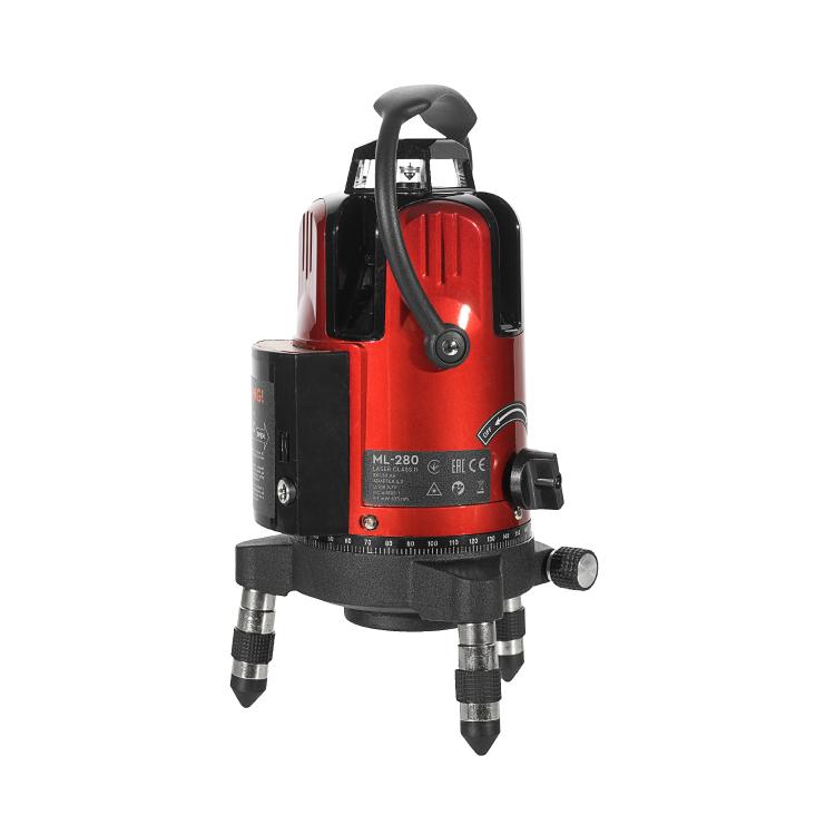Лазерний рівень Dnipro-M ML-280 фото №3