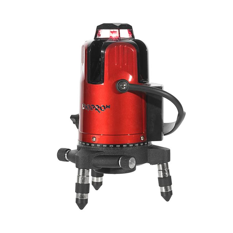 Лазерний рівень Dnipro-M ML-280 фото №4