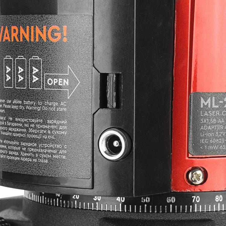 Лазерний рівень Dnipro-M ML-280 фото №7