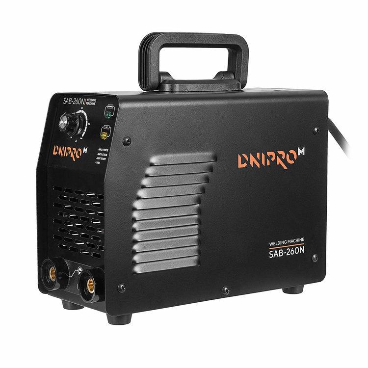Сварочный аппарат IGBT Dnipro-M SAB-260N