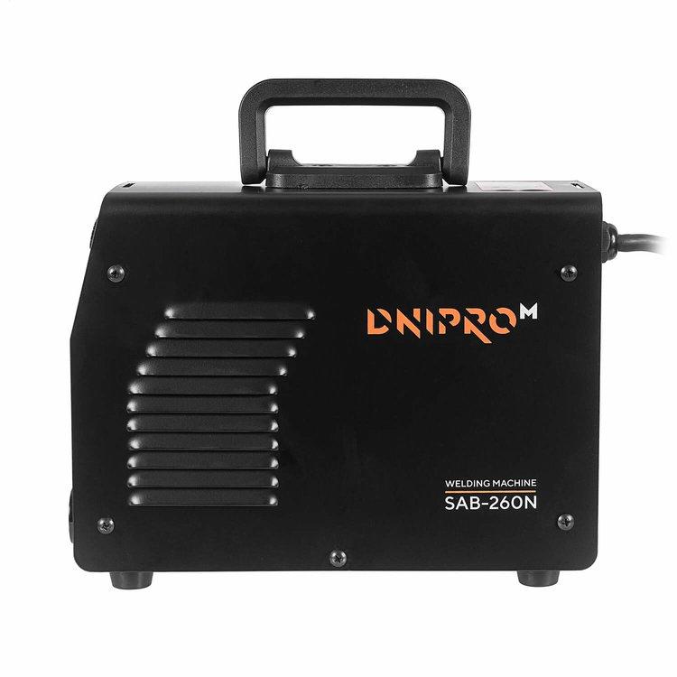 Сварочный аппарат IGBT Dnipro-M SAB-260N фото №3