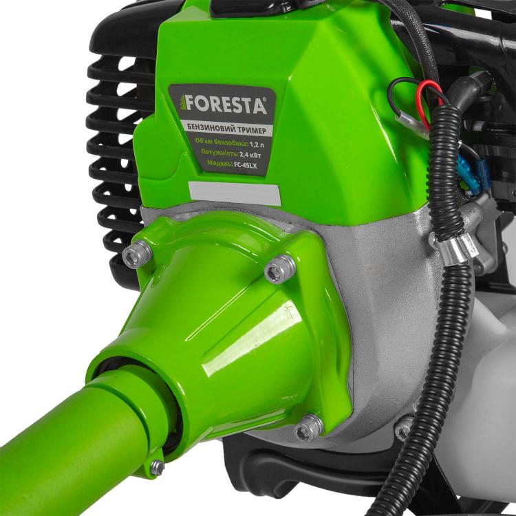 Бензиновый триммер Foresta FC-45 LX + Масло моторное фото №4