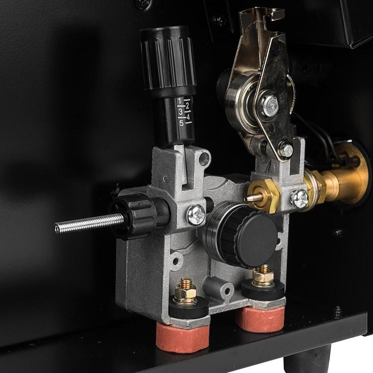 Полуавтомат инверторный IGBT MIG/MMA Dnipro-M SAB-310 + Шлифмашина угловая GS-98 фото №9