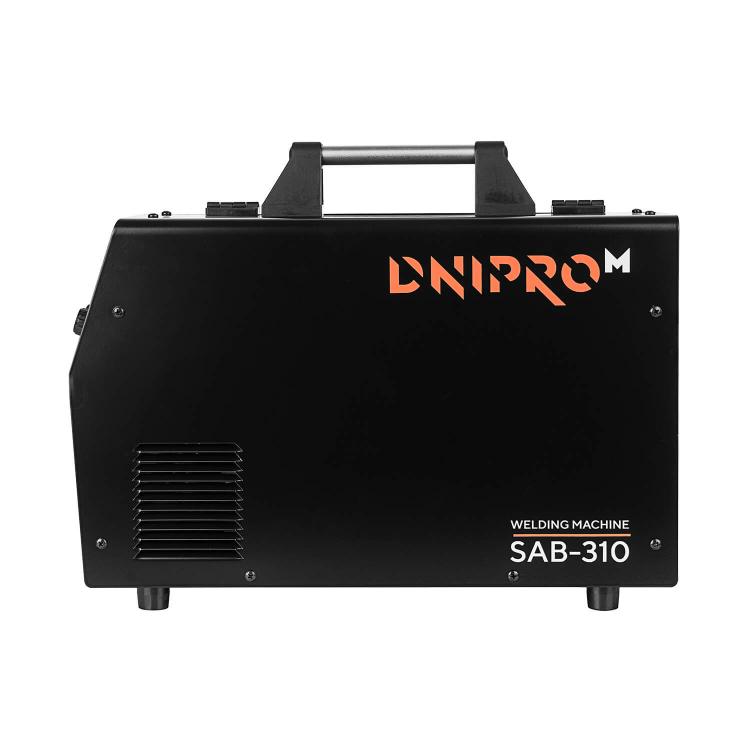 Полуавтомат инверторный IGBT MIG/MMA Dnipro-M SAB-310 + Шлифмашина угловая GS-98 фото №11