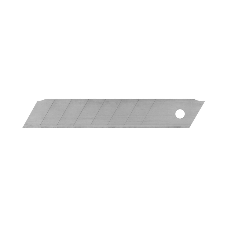Нож сегментный Dnipro-M 18 мм + Набор лезвий 18 мм (10 шт.) фото №10