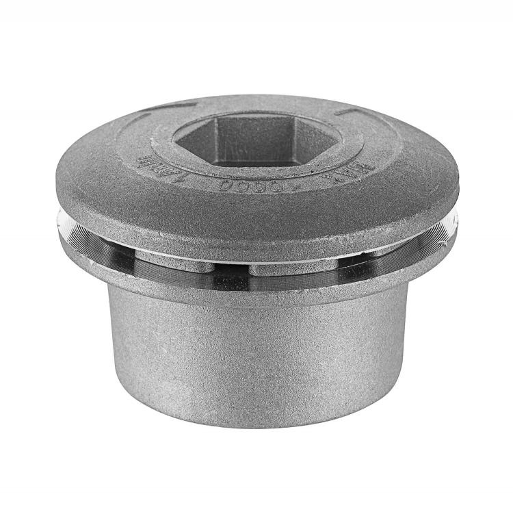 Алюминиевая насадка для триммеров Foresta TH-087 фото №2