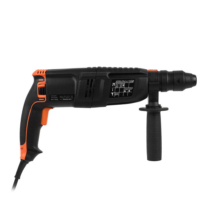 Перфоратор прямой Dnipro-M RH-98 Q + Перчатки для электроинструмента Comfort ХL фото №3