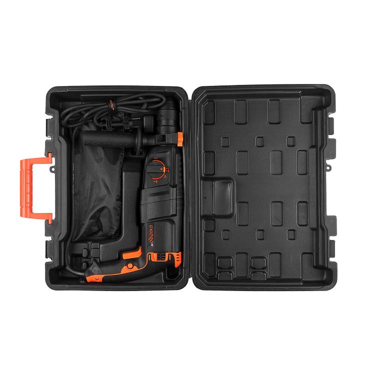 Перфоратор прямой Dnipro-M RH-98 Q + Перчатки для электроинструмента Comfort ХL фото №5