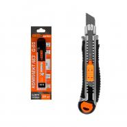 Нож сегментный Dnipro-M Ultra 07G-D1 18 мм + Набор лезвий Ultra 18 мм (10 шт.)