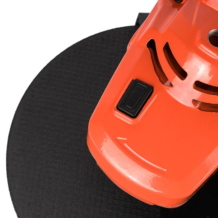 Шлифмашина угловая Dnipro-M GL-270 + Алмазний диск 230 25.4 Extra-Ceramics фото №5