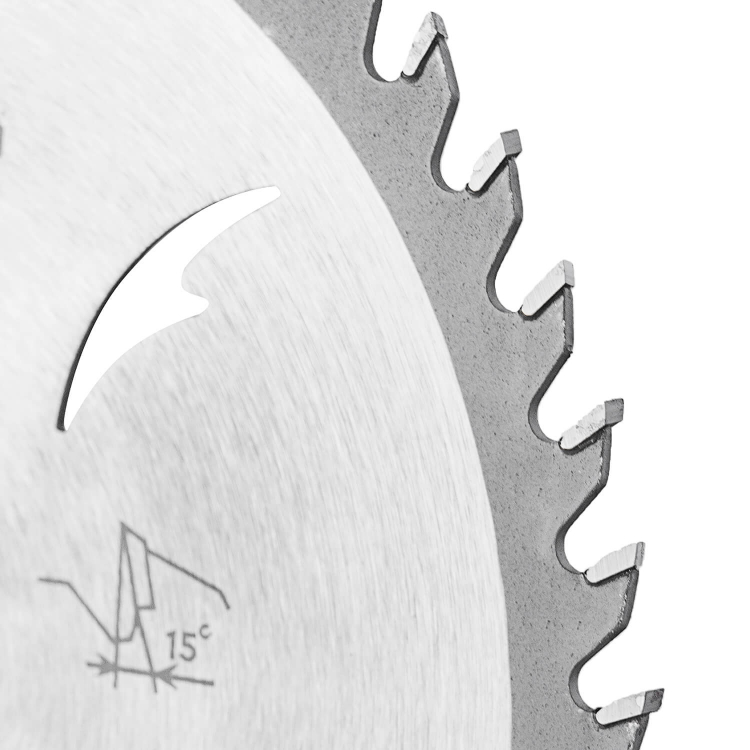 Пильный диск Dnipro-M 180 22.2 20.0 48Т фото №4