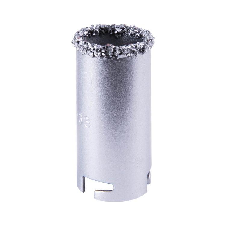 Набор вольфрамовых коронок Dnipro-M (33,53,67,73,83 мм) по плитке, бетону, кирпичу, 5 шт фото №5