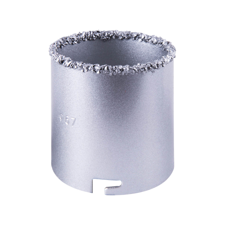 Набор вольфрамовых коронок Dnipro-M (33,53,67,73,83 мм) по плитке, бетону, кирпичу, 5 шт фото №7