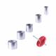 Набор вольфрамовых коронок Dnipro-M (33,53,67,73,83 мм) по плитке, бетону, кирпичу, 5 шт фото №9