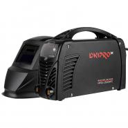 Сварочный аппарат IGBT Dnipro-M MMA-250DPFC + Маска сварщика WM-46