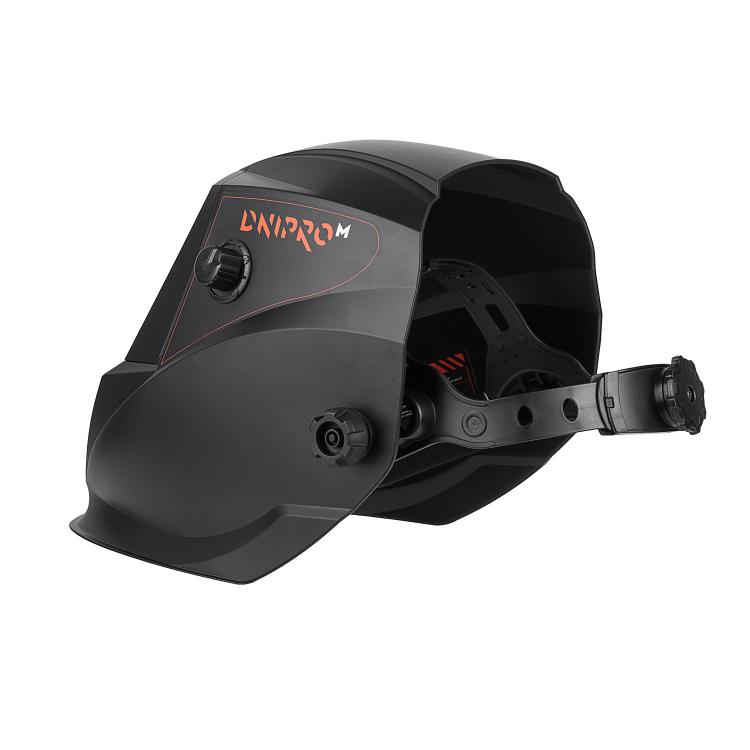 Сварочный аппарат IGBT Dnipro-M MMA-250DPFC + Маска сварщика WM-46 фото №11