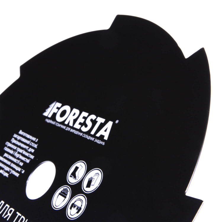 Бензиновый триммер Foresta FС-43 + 4 ножа фото №14