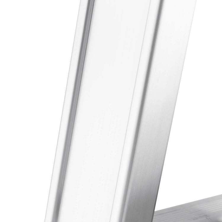 Лестница алюминиева универсальная Dnipro-M CL-311 820 см фото №5