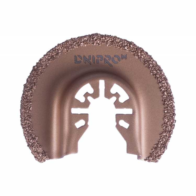 Набор насадок для многофункционального инструмента Dnipro-M ULTRA Cr-V, BIM (11 шт.) фото №2