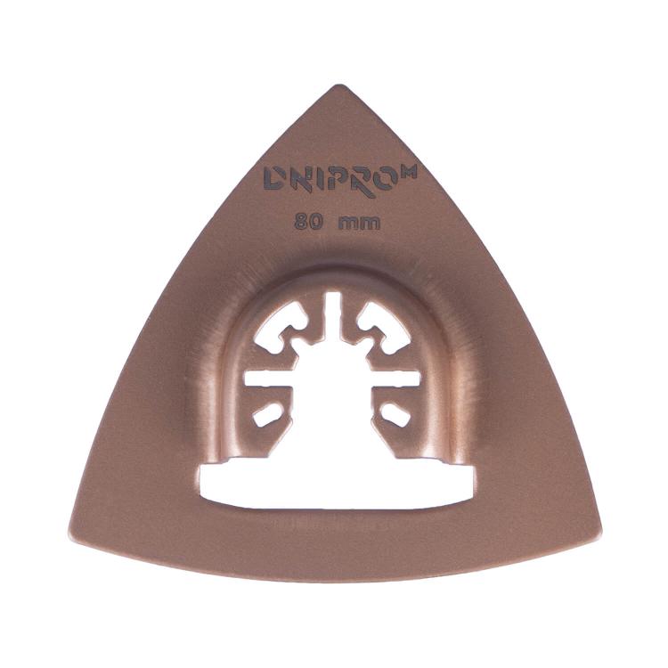 Набор насадок для многофункционального инструмента Dnipro-M ULTRA Cr-V, BIM (11 шт.) фото №9