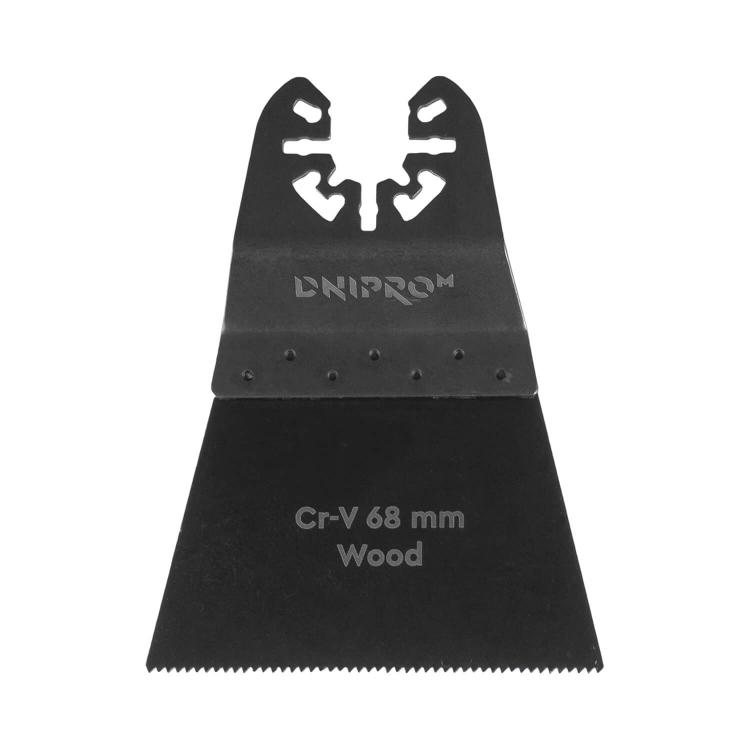 Набор насадок для многофункционального инструмента Dnipro-M ULTRA Cr-V, BIM (11 шт.) фото №12