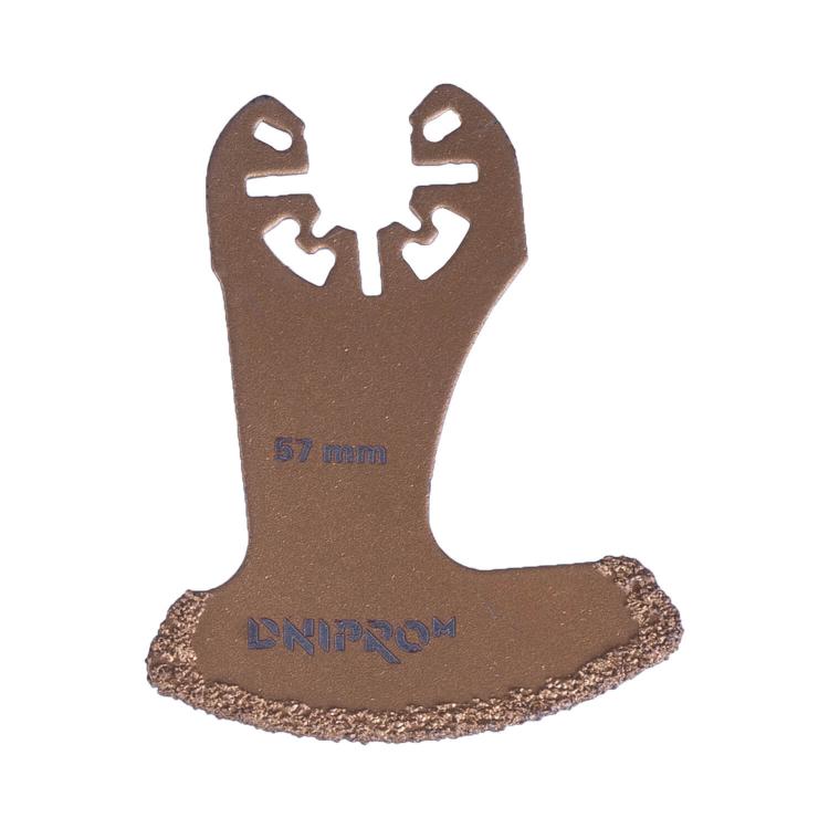 Набор насадок для многофункционального инструмента Dnipro-M ULTRA Cr-V, BIM (11 шт.) фото №14