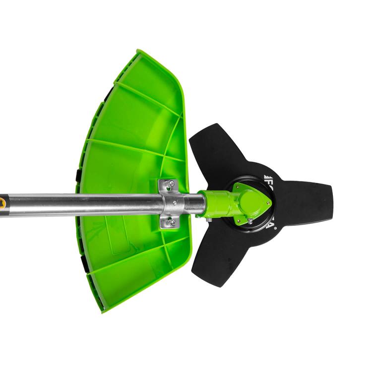 Бензиновый триммер Foresta FС-47 LX + Нож + Масло + Смазка фото №4