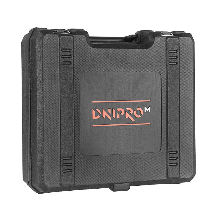 Кейс пластиковый к шуруповерту Dnipro-M CD-200T/CD-200TH
