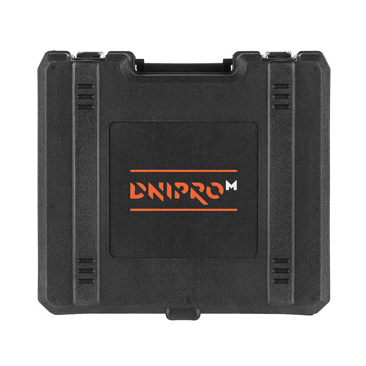 Кейс пластиковий до шуруповерту Dnipro-M CD-200T/CD-200TH фото №6