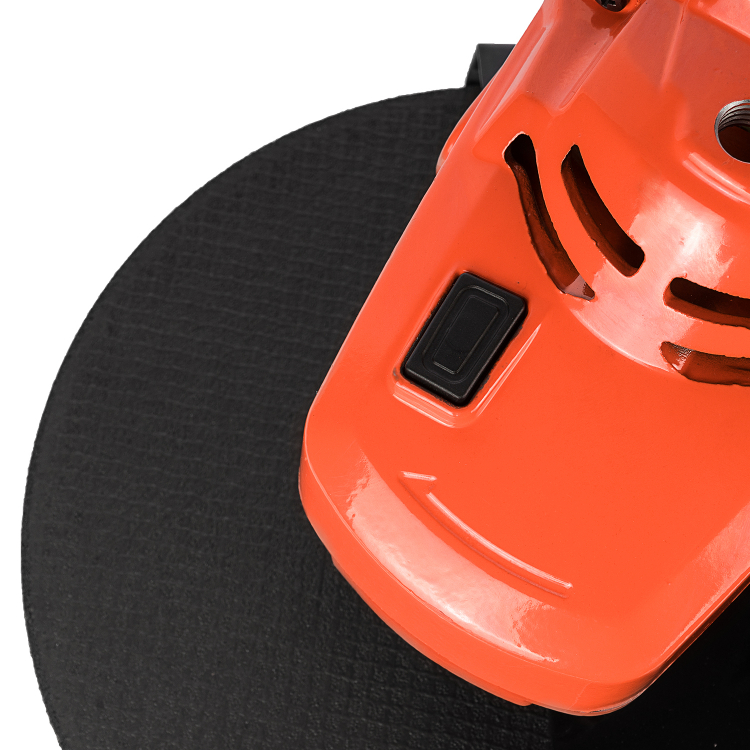 Шлифмашина угловая Dnipro-M GL-270 + Алмазный диск 230 22.2 Deep Cut фото №5