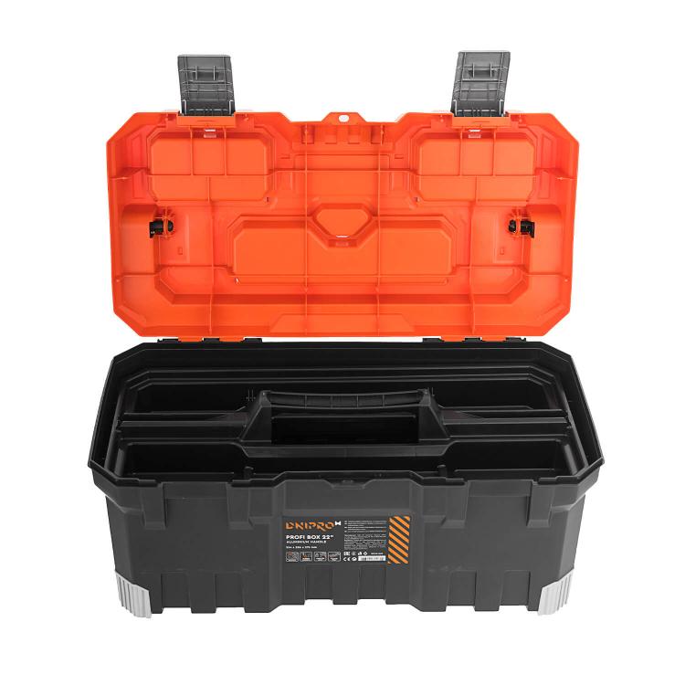 """Ящик для инструмента Dnipro-M Profi Box 22"""" фото №3"""