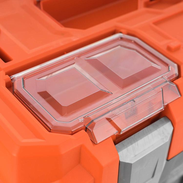 """Ящик для инструмента Dnipro-M Profi Box 22"""" фото №6"""