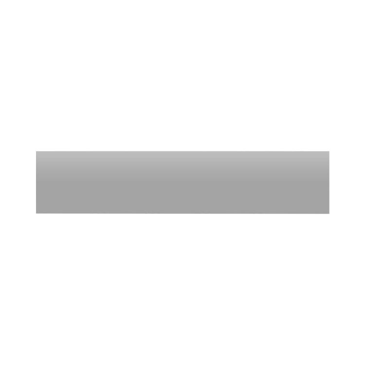 Гладилка Dnipro-M нержавіюча гладка 130х580 мм фото №3