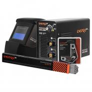 Сварочный аппарат IGBT Dnipro-M SAB-258N + Маска сварщика WM-39 + Магнитный угольник MW-99 + Электроды