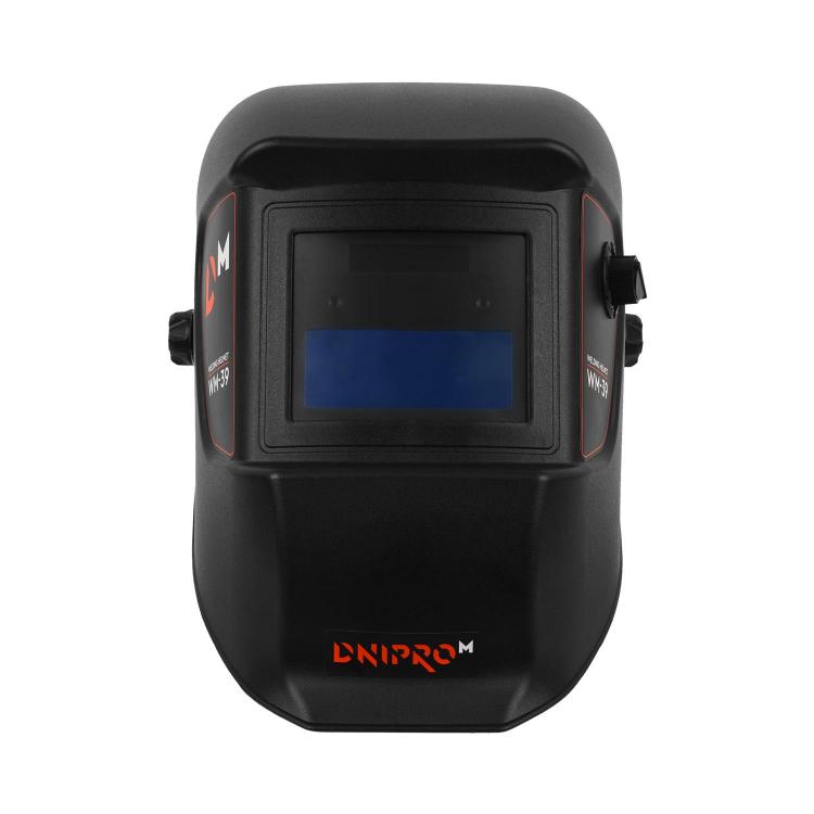 Сварочный аппарат IGBT Dnipro-M SAB-258N + Маска сварщика WM-39 + Магнитный угольник MW-99 + Электроды фото №8