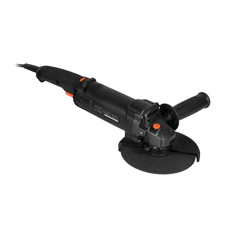 Шлифмашина угловая Dnipro-M GL-160SE + Сварочный аппарат IGBT SAB-260N фото №3