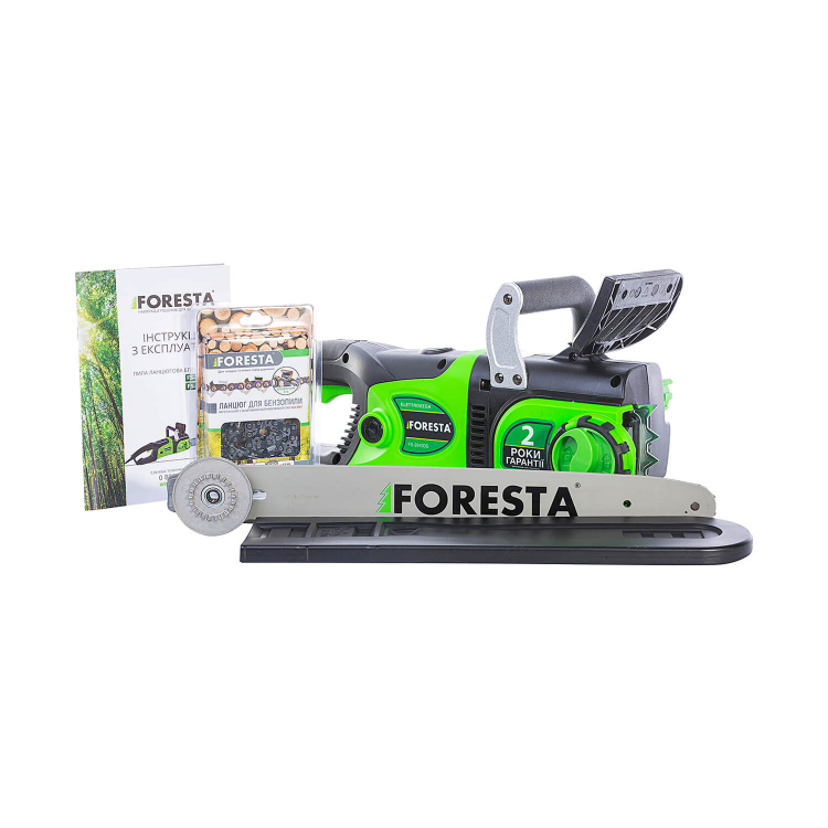 Электропила цепная Foresta FS-2840DS фото №10