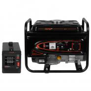 Генератор бензиновий Dnipro-M GX-9 + Стабілізатор релейного типу VR-80R
