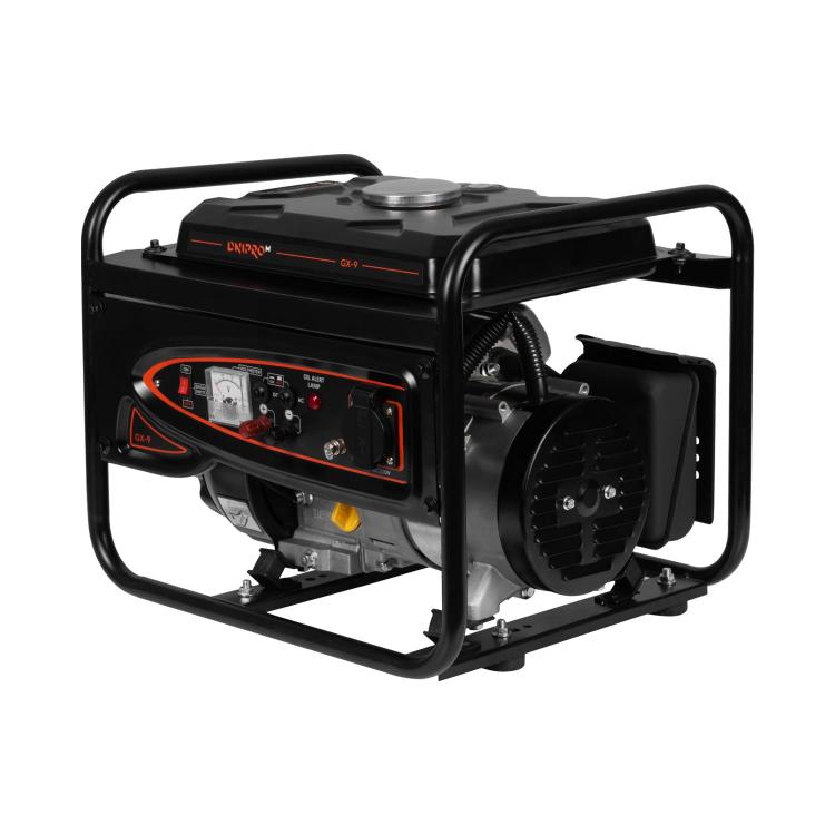 Генератор бензиновий Dnipro-M GX-9 + Стабілізатор релейного типу VR-80R фото №3
