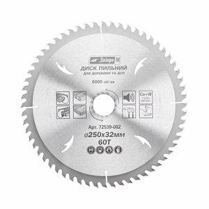 Пильный диск Дніпро-М 250 32 60Т