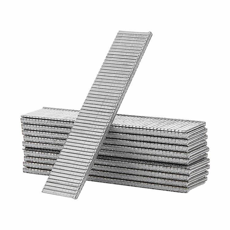 Гвозди для строительного степлера Дніпро-М 14 мм фото №2