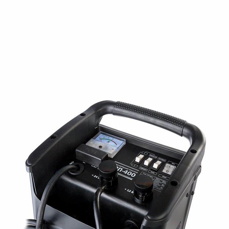 Пуско-зарядное устройство Дніпро-М ПЗП-400 фото №2