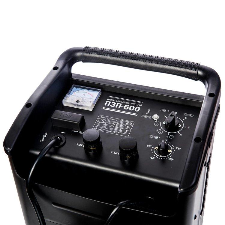 Пуско-зарядное устройство Дніпро-М ПЗП-600 фото №2