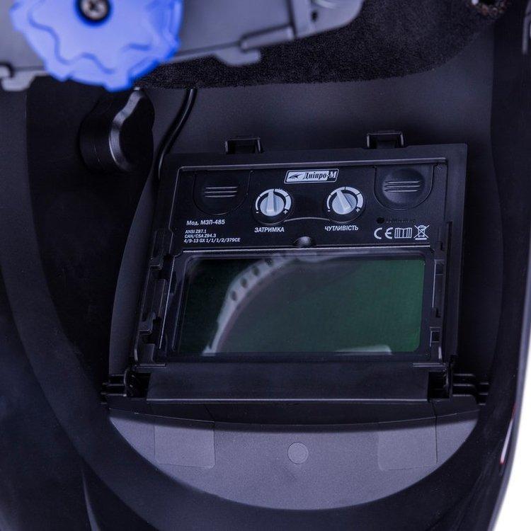 Инвертор MМА MINI 260 + Маска Сварщика МЗП-485 фото №5