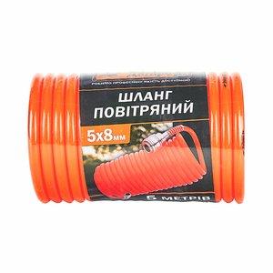 Шланг воздушный Дніпро-М 5*8 (PU) 5 м